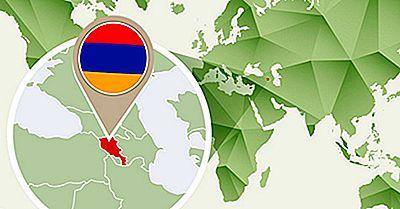Vilket Kontinent Är Armenien I?
