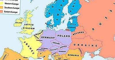Hvilket Kontinent Er England I?