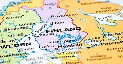 Em Que Continente Está A Finlândia?