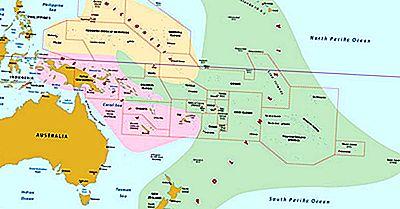 Welche Länder Und Territorien Bilden Melanesien?
