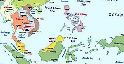 Quali Paesi Sono Considerati Come Sud-Est Asiatico?