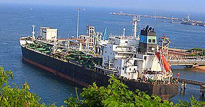 Welche Länder Sind Für Den Maritimen Einsatz Vom Golf Von Bengalen Abhängig?