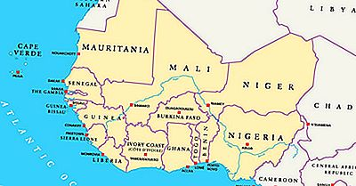 Quels Pays Font Partie De L'Afrique De L'Ouest?