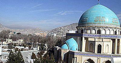 Ce Țări Au Granița Cu Afganistanul?