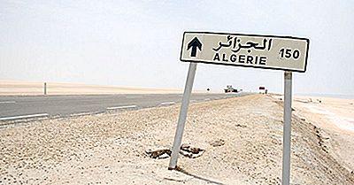 Hvilke Land Grenser Algerie?