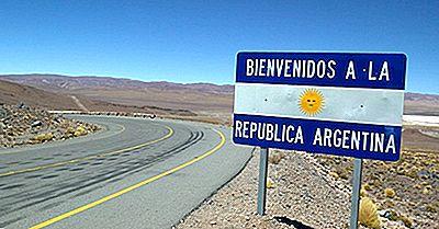 Quais Países Fazem Fronteira Com A Argentina?
