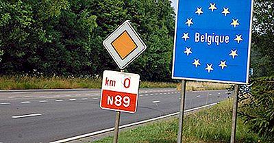 ¿Qué Países Limitan Con Bélgica?