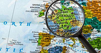 Quels Pays Frontaliers En Allemagne?
