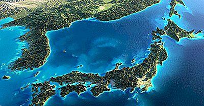 Quais Países Fazem Fronteira Com O Japão?