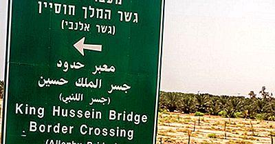 Quali Paesi Confina Con La Giordania?