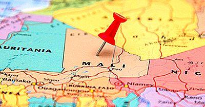 Quali Paesi Confina Con Il Mali?