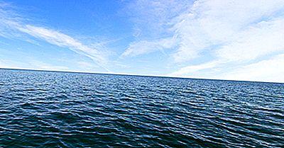 Quais Países Fazem Fronteira Com Mais De Um Oceano?