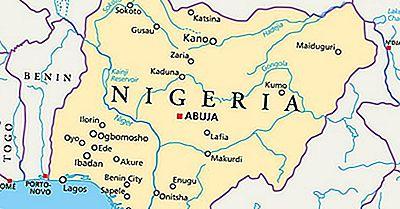 Vilka Länder Gränsar Nigeria?