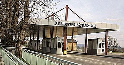 Quais Países Fazem Fronteira Com A Eslováquia?