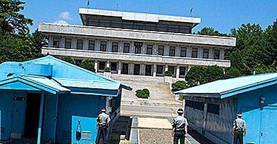 ¿Qué Países Bordean Corea Del Sur?