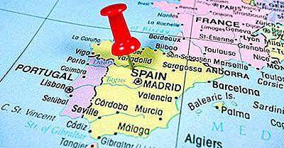Vilka Lander Gransar Spanien 2020