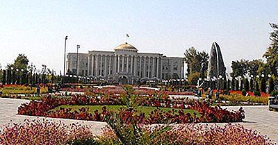 Welche Ländergrenze Tadschikistan?