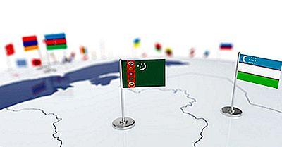 Quali Paesi Confina Con Il Turkmenistan?