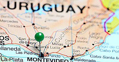 Welke Landen Grenzen Uruguay?