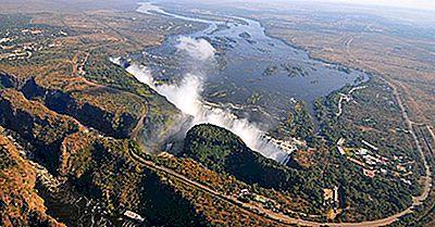 Quais Países Fazem Fronteira Com A Zâmbia?