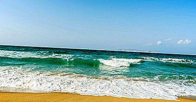Welche Länder Haben Eine Küste Am Mittelmeer?