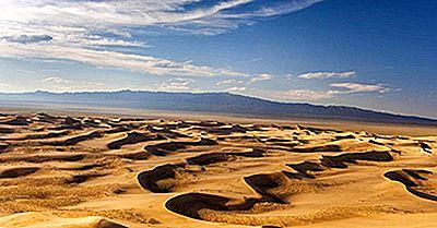 Welche Länder Haben Wüsten?