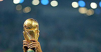 ¿Qué Países Han Sido Anfitriones De La Copa Del Mundo?