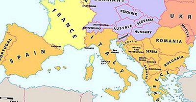 Quels Pays Composent L'Europe Du Sud?