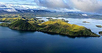 Quels Pays Partagent L'Île De La Nouvelle-Guinée?