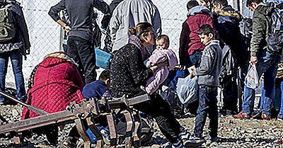 Welches Land Produziert Die Meisten Flüchtlinge?