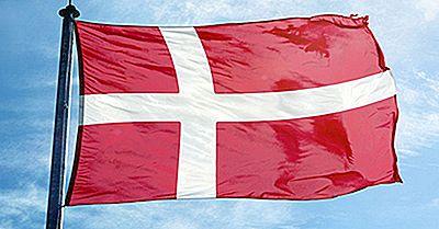 Qual É A Mais Antiga Bandeira Nacional Continuamente Usada?