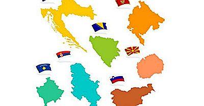 Quels Pays Actuels Faisaient Autrefois Partie De La Yougoslavie?