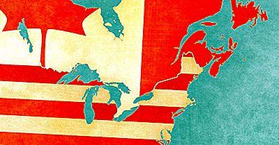 Welcher Fluss Bildet Einen Teil Der Grenze Zwischen Den Vereinigten Staaten Und Kanada?