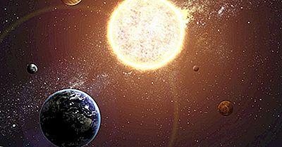 Quelles Sont Les Étoiles Les Plus Proches De La Terre?