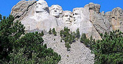 Quem É Destaque No Monte Rushmore?