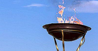 ¿Quién Encendió La Llama Olímpica?