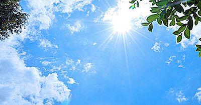 ¿Por Qué Se Mueve El Sol Durante El Día?