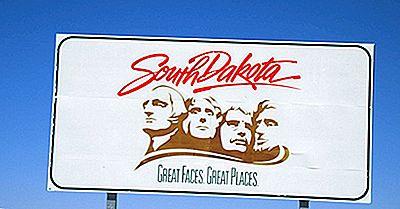 ¿Por Qué Hay Un Norte Y Una Dakota Del Sur?