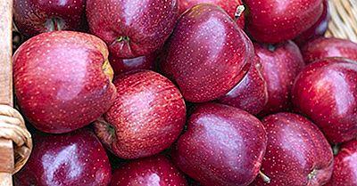 Los Tipos De Manzanas Más Comunes Del Mundo