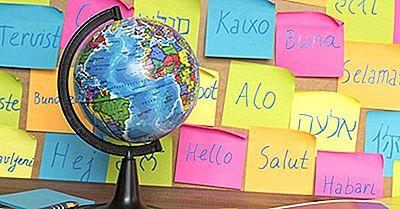 Verdens Mest Talte Språk