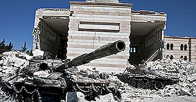 Los Países Más Devastados Por La Guerra Del Mundo