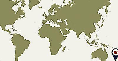 Les Capitales Des Pays Les Plus Au Sud Du Monde