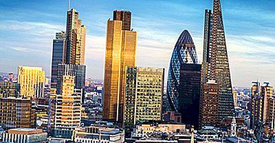 Las Ciudades Financieras Más Importantes Del Mundo