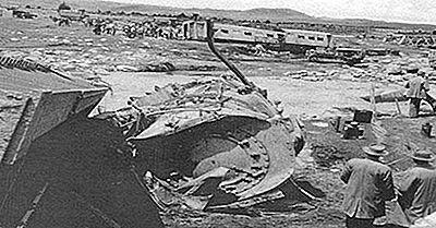Pior Desastres Na Ponte Da História