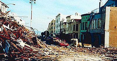 Piores Países Na Redução Do Risco De Desastres