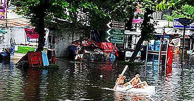 Piores Inundações Registradas Desde 1900