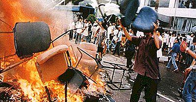 Los Peores Disturbios Del Siglo XX