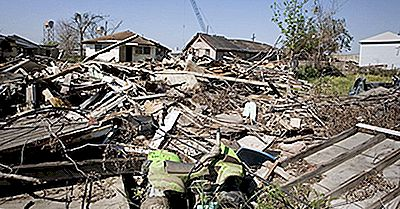 Las Peores Tormentas De Todos Los Tiempos: El Huracán Katrina