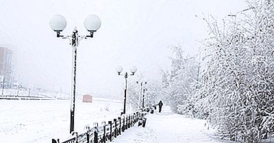 Yakutsk, Rusia - Cea Mai Rece Oraș Din Lume